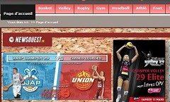 News Ouest : l'information sportive en Finistère Sud