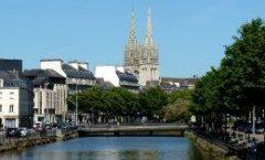 Site officiel de la mairie de Quimper