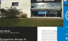 Sup-Iroise : école BTS et alternance à Quimper